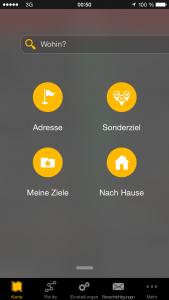 Navigon App